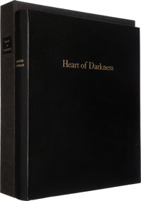 [Limited Editions Club]. Joseph Conrad. Heart of Darkness. With Etchings by Sean Scu