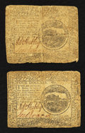 Colonial Notes:Continental Congress Issues, Continental Currency May 9, 1776 $4 Fine.. ...