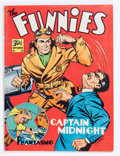 Golden Age (1938-1955):Adventure, The Funnies #59 (Dell, 1941) Condition: Apparent VG....