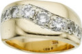 Estate Jewelry:Purses, Gentleman's Diamond, Gold Ring. ...
