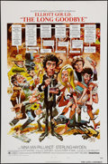 """Movie Posters:Crime, The Long Goodbye (United Artists, 1973). One Sheet (27"""" X 41"""")Style C. Crime.. ..."""