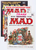 Magazines:Mad, Mad Magazine Group (EC, 1957-74).... (Total: 34 Comic Books)