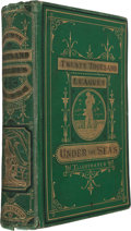 Books:Fiction, Jules Verne. Twenty Thousand Leagues Under the Seas; or,The Marvellous and Exciting Adventures of Pierre Aronnax,...