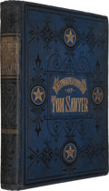 Books:Literature Pre-1900, Mark Twain. The Adventures of Tom Sawyer. Hartford: AmericanPublishing Company, 1876....