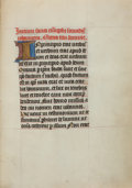 Books:Religion & Theology, [Catholic Church]. [Benedictine Monks]. Book of Hours. [Paris: n.d., ca. 1600]. Text in Latin, text near end of ...