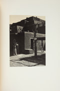 Books:Fine Bindings & Library Sets, Ansel Adams. Taos Pueblo. Photographed by Ansel Easton Adamsand Described by Mary Austin. Boston: New York Grap...