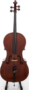 Musical Instruments:Violins & Orchestra, 1937 Kay Brown Stain Cello, Serial # 60....