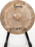 "Musical Instruments:Drums & Percussion, Istanbul Agop Lenny White Signature Series Epoch 17"" CrashCymbal...."