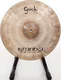 "Musical Instruments:Drums & Percussion, Istanbul Agop Lenny White Signature Epoch 20"" Crash Cymbal...."