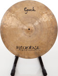 "Musical Instruments:Drums & Percussion, Istanbul Agop Lenny White Signature Series Epoch 22"" Ride Cymbal...."