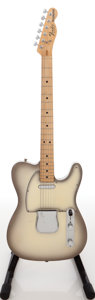 Musical Instruments:Electric Guitars, 1978 Fender Telcaster Antigua Solid Body Electric Guitar, Serial #S841906....
