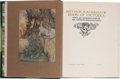 Books:Children's Books, Arthur Rackham. Arthur Rackham's Book of Pictures. London:William Heinemann, [1913]. First edition deluxe. One...