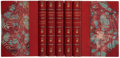 Books:Fine Bindings & Library Sets, Captain Frederick Marryat. [Works]. Boston: Estes, [ca. 1900]. Illustrated Cabinet Edition.... (Total: 24 Items)