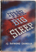 Books:Mystery & Detective Fiction, Raymond Chandler. The Big Sleep. New York: Alfred A. Knopf,1939. First edition. Octavo. [viii], [1]-277, [1, coloph...