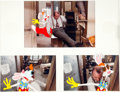 Animation Art:Limited Edition Cel, Who Framed Roger Rabbit? Animation Art and Photo Group(Touchstone/Amblin, 1988)....