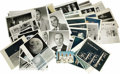 """Transportation:Space Exploration, Large Collection of Official NASA Photographs, Some Souvenir. Dozens of 8"""" x 10"""" photographs, both black & white and color, ... (Total: 20 Item)"""