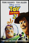 "Movie Posters:Animated, Toy Story 2 (Buena Vista, 1999). Advance One Sheet (27"" X 40""). DS.Animated. ..."