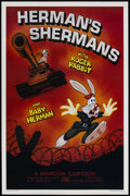 "Movie Posters:Animated, Herman's Shermans (Buena Vista/Maroon, 1988). One Sheet (27"" X41""). Animated. ..."