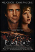 "Movie Posters:Action, Braveheart (Paramount, 1995). One Sheet (27"" X 40"") DS. Action. ..."