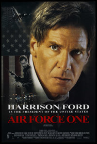 """Air Force One (Sony, 1997). One Sheet (27"""" X 41""""). Action"""