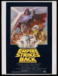 """Movie Posters:Science Fiction, The Empire Strikes Back (20th Century Fox, R-1981). Poster (30"""" X40""""). Science Fiction. ..."""