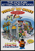 "Movie Posters:Animated, Toy Story (Buena Vista, 1995). One Sheet (27"" X 40"") SS.Animated...."