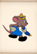 Animation Art:Production Cel, Disney - The Country Cousin Animation Production CelAnimation Art (Walt Disney, 1936)....