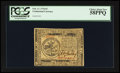 Colonial Notes:Continental Congress Issues, Continental Currency February 17, 1776 $5 PCGS Choice About New58PPQ.. ...