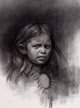 RALPH BROWNELL MCGREW (American, 1916-1994) Lita Sayetsitty Charcoal on paper 24 x 18 inches (61.0 x 45.7 cm) Signed