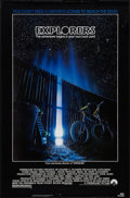 "Movie Posters:Adventure, Explorers (Paramount, 1985). One Sheet (27"" X 41""). Adventure.. ..."