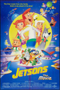 "Movie Posters:Animation, Jetsons: The Movie (Universal, 1990). One Sheet (26.5"" X 40"") DS.Animation.. ..."