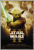 "Movie Posters:Science Fiction, Star Wars: Episode II - Attack of the Clones (20th Century Fox,2002). Printer's Proof Video Poster (28"" X 41""). Science Fic..."