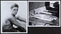 "Movie Posters:Adventure, Johnny Weissmuller Lot (MGM). Reprint Portrait Photos (2) (8"" X10""). Adventure.. ... (Total: 2 Items)"