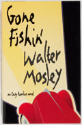 Books:Mystery & Detective Fiction, Walter Mosley. SIGNED. Gone Fishin'. Black Classic, 1997.First edition, first printing. Signed by the author. A...
