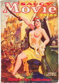 Pulps:Miscellaneous, Saucy Movie Tales - September '36 (Movie Digest, 1936) Condition: VG....