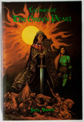 Books:Science Fiction & Fantasy, Jack Vance. SIGNED/LIMITED. Lyonesse: The Green Pearl. Underwood-Miller, 1985. First edition, first printing. Limi...