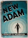 Books:Science Fiction & Fantasy, Stanley G. Weinbaum. The New Adam. Ziff-Davis, 1939. First edition, first printing. Cloth toned with sunned and lean...