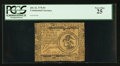 Colonial Notes:Continental Congress Issues, Continental Currency July 22, 1776 $3 PCGS Very Fine 25.. ...