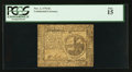 Colonial Notes:Continental Congress Issues, Continental Currency November 2, 1776 $2 PCGS Fine 15.. ...