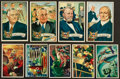 "Non-Sport Cards:Sets, 1950's Bowman ""US Presidents"" and ""Jets, Rockets, Spacemen""Collection (35). ..."