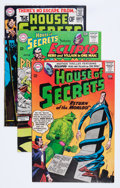 Silver Age (1956-1969):Mystery, House of Secrets Group (DC, 1964-72) Condition: Average FN-....(Total: 22 Comic Books)