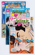 Silver Age (1956-1969):Romance, Falling in Love Group (DC, 1963-73) Condition: Average VG-....(Total: 35 Comic Books)