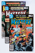 Modern Age (1980-Present):Horror, House of Mystery #281-321 Group (DC, 1980-83) Condition: AverageFN/VF.... (Total: 41 Comic Books)