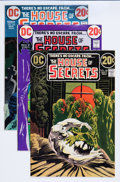 Bronze Age (1970-1979):Horror, House of Secrets Group (DC, 1972-78).... (Total: 52 Comic Books)