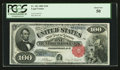 Large Size:Legal Tender Notes, Fr. 181 $100 1880 Legal Tender PCGS About New 50.. ...