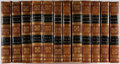 Books:Fine Bindings & Library Sets, [Fine Binding]. William Nicholson. American Edition of the British Encyclopedia, or Dictionary of Arts and Sciences. ... (Total: 12 Items)