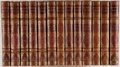 Books:Fine Bindings & Library Sets, [Fine Binding]. Oliver Wendell Holmes. Works. Vol. I-XIII. Houghton, Mifflin, 1893. Contemporary half leather wi... (Total: 13 Items)