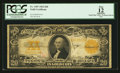 Large Size:Gold Certificates, Fr. 1187 $20 1922 Gold Certificate PCGS Apparent Fine 12.. ...