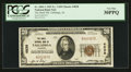 National Bank Notes:Alabama, Talladega, AL - $20 1929 Ty. 1 The Isbell NB Ch. # 4838. ...
