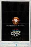 "Movie Posters:Science Fiction, Logan's Run (MGM, 1976). One Sheet (27"" X 41"") Advance. ScienceFiction.. ..."